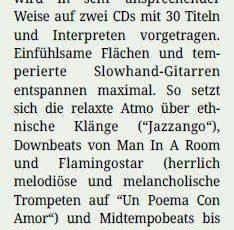 Golden Lounge Review, Faze Magazin, July 2013