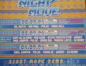 Night Move Parade, Cologne
